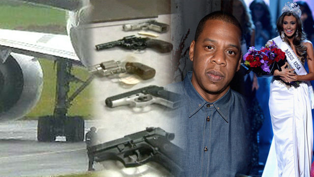 News video: Two Planes In Danger, Chicago Shootings, Jay-Z & Miss USA
