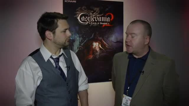 News video: E3 Insights Castlevania Lords of Shadow 2