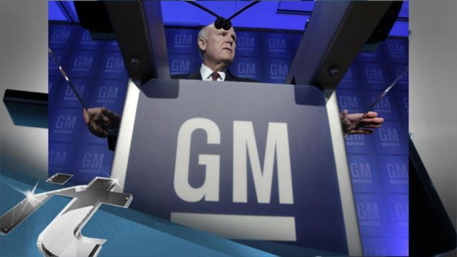 News video: Reuters Business Headlines - General Motors Co, Airbus, Porsche SE, Elan, Qatar Airways