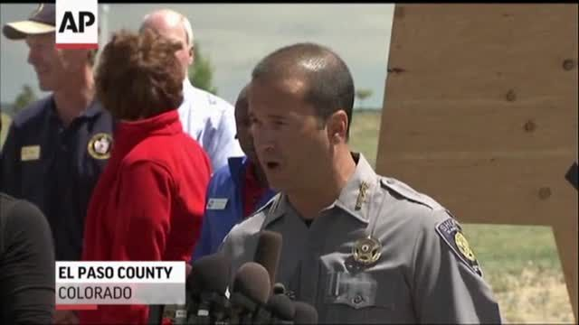 News video: Investigators Probe Origin of Colo. Wildfire