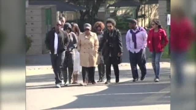 News video: Daughter: Mandela Doing 'Very Well'